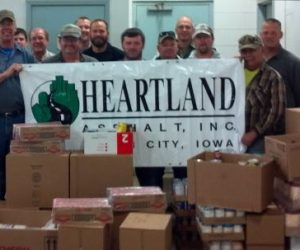 Hawkeye Harvest Food Bank