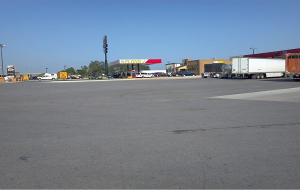 Flying J Truck Stop-Clear Lake