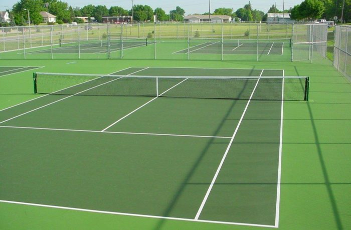 Forest City Tennis Courts