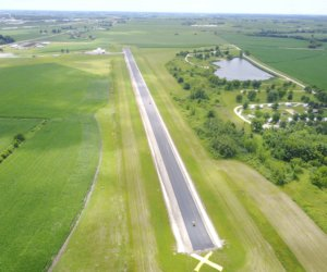 2017 APAI Award Winner: Airport Runway/Taxiway Rehabilitation