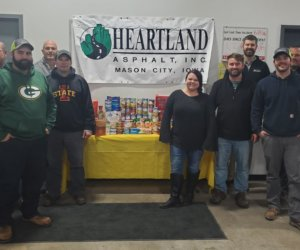 Hawkeye Harvest 2019 Thanksgiving Food Drive
